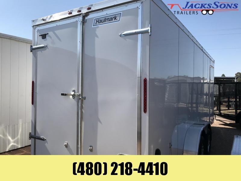 2020 Haulmark 7X20 Enclosed Cargo Trailer