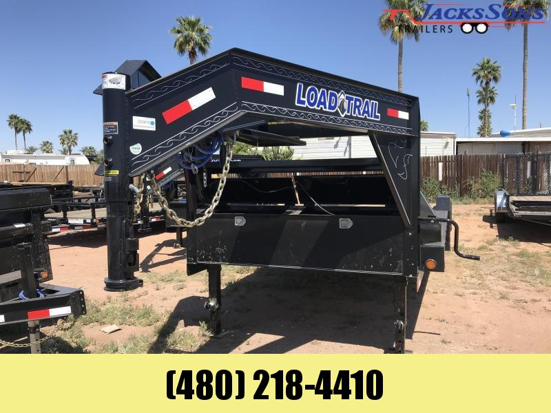 2020 Load Trail 102X34 Equipment Trailer