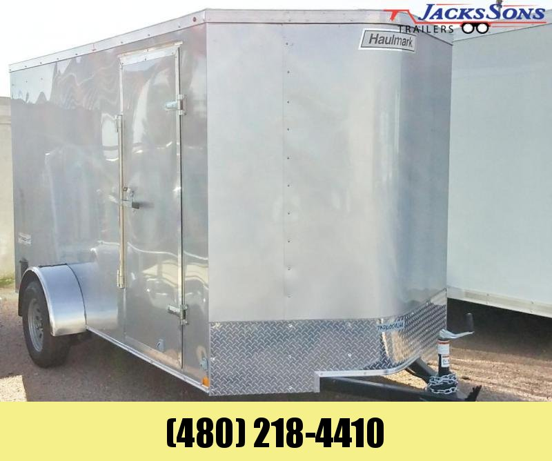 2019 Haulmark 6X12 PASSPORT Enclosed Cargo Trailer