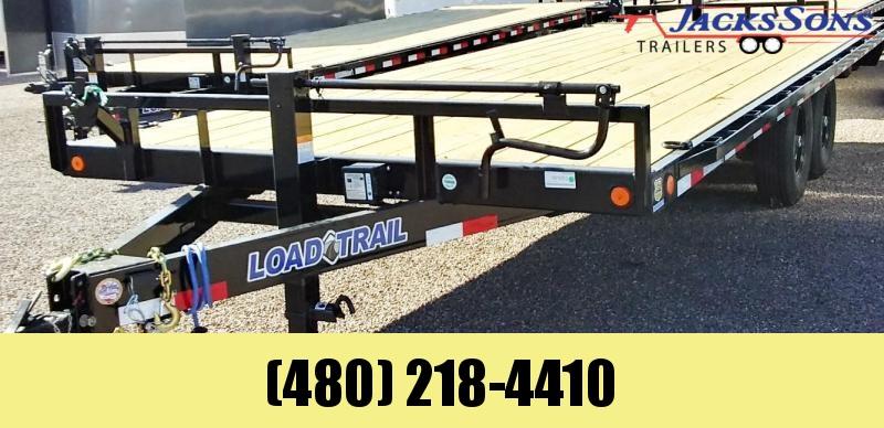 2019 Load Trail 102X20 DECKOVER Equipment Trailer