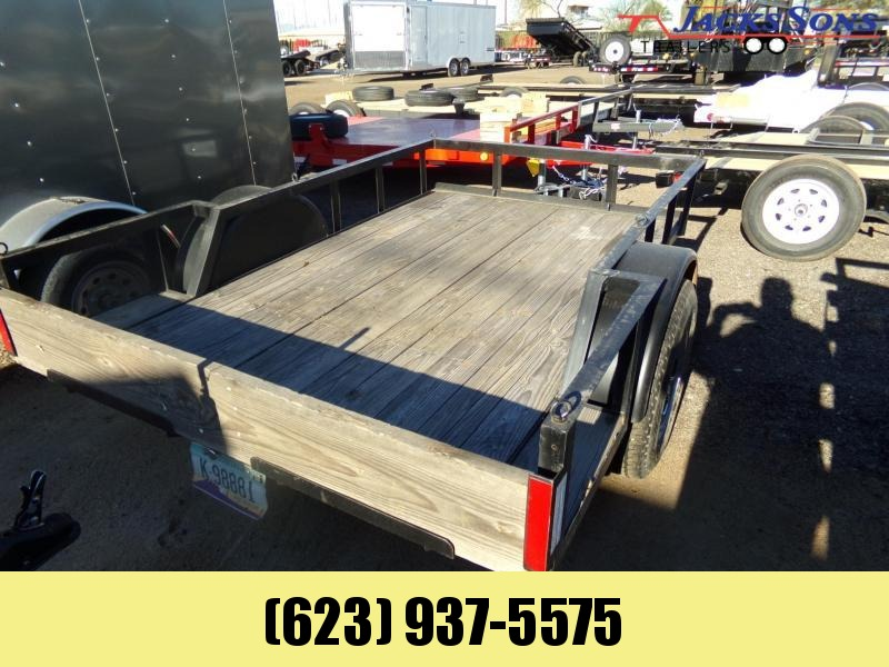 2000 Other AZTEX 5 X 8 UTILTY TRAILER ATV Trailer
