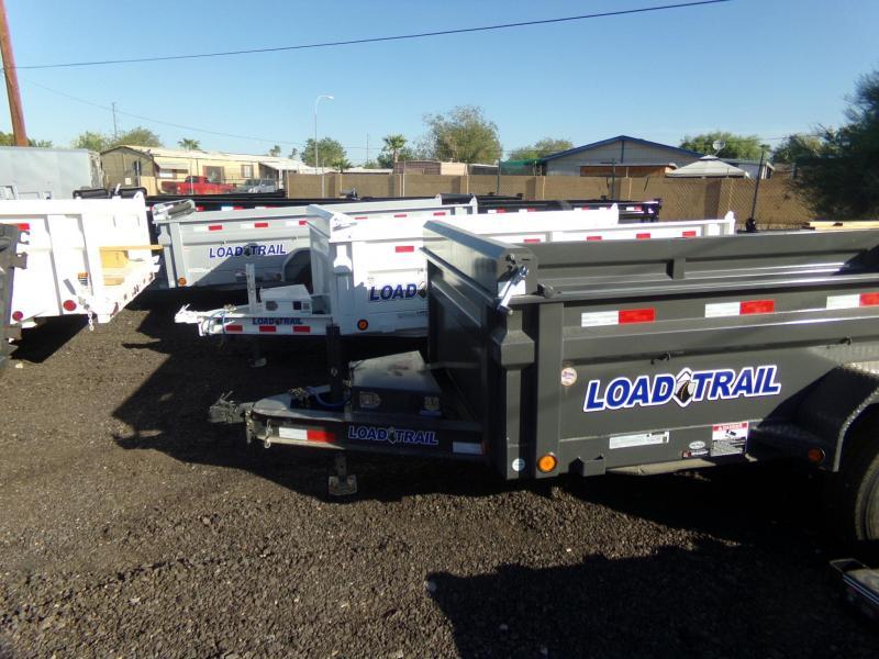 2019 Load Trail 14 X 72 14K DUMP TRAILER WELL EQUIPPED Dump Trailer