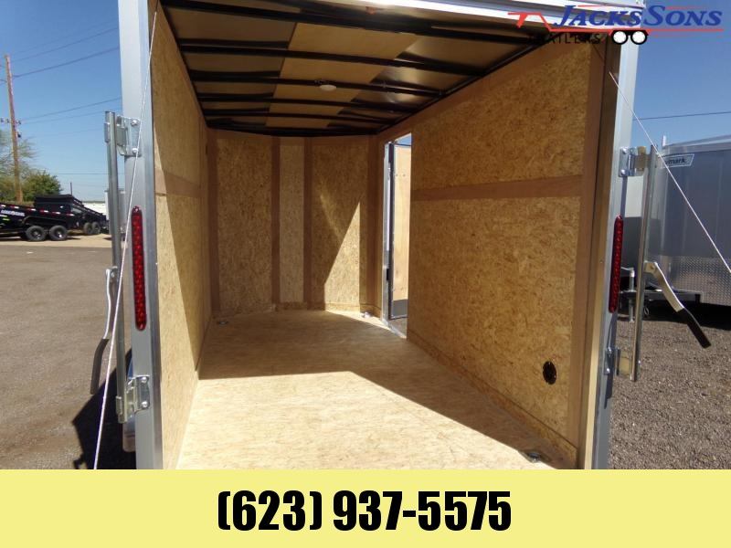 2020 Haulmark 6 X 12 PASSPORT RAMP DOOR