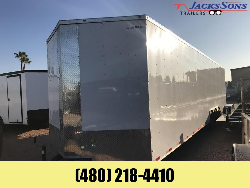 2019 CargoPro Trailers 8.5X34 Enclosed Cargo Trailer