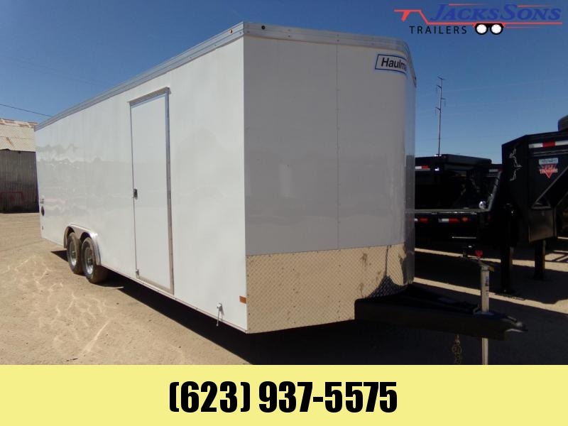 2019 Haulmark 24X8.5 TRANSPORT CAR HAULER Car / Racing Trailer