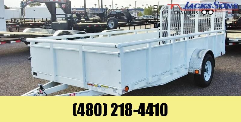 2020 PJ Trailers 14X77 SINGLE AXLE CHANNEL UTILITY Utility Trailer