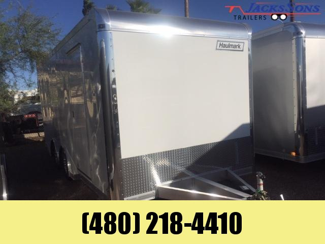 2020 Haulmark 8.5x20 HAR ALX Enclosed Cargo Trailer