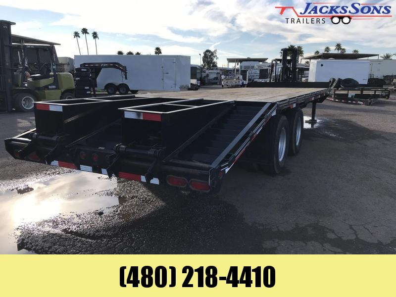 2016 Performance Trailers 102X25 Equipment Trailer