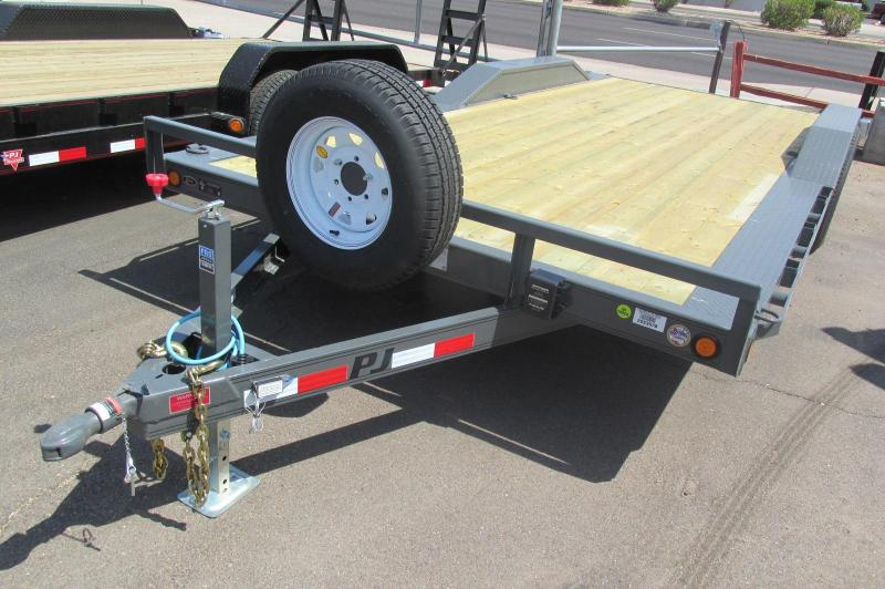 "102""x22' Buggy Hauler Trailer Rental"