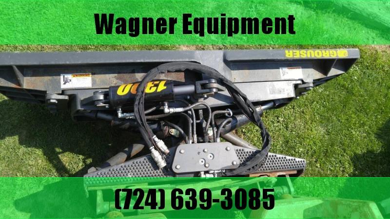 Grouser 1300 7 6 way dozer blade Attachment