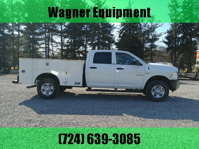NEW 2018 Dodge Ram 2500 HD Service Body Truck