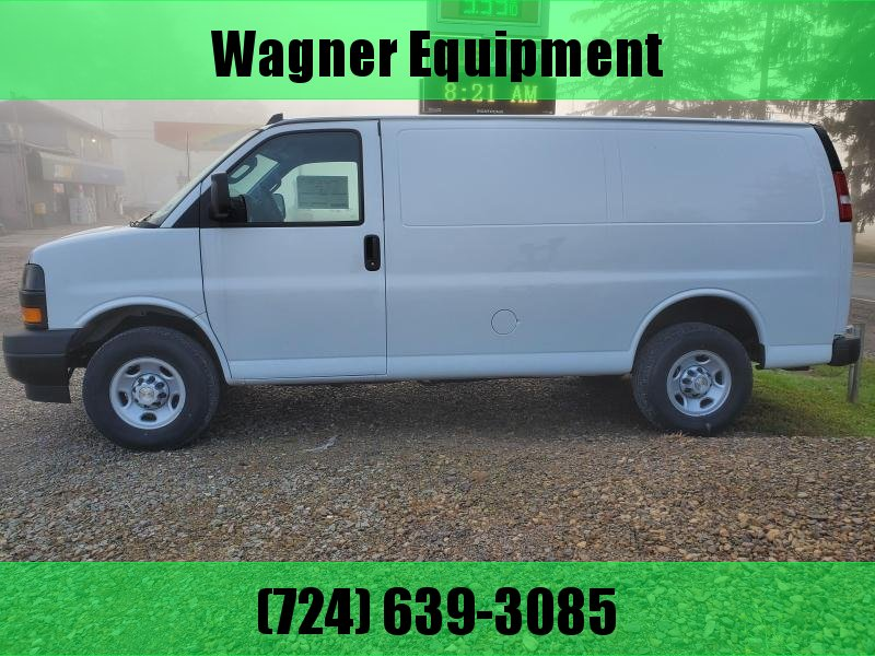 2019 Chevrolet Express 2500 HD Work Van