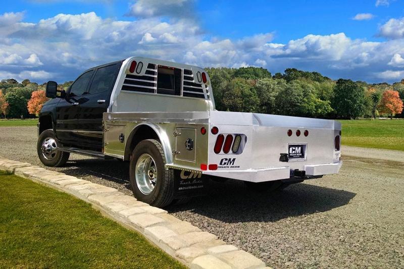 2019 CM ALSK 11'4 Truck Bed
