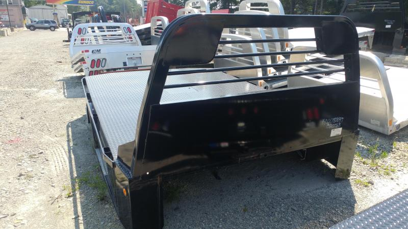 """CM SK Steel Flatbed Cab and Chassis 60"""" CA"""