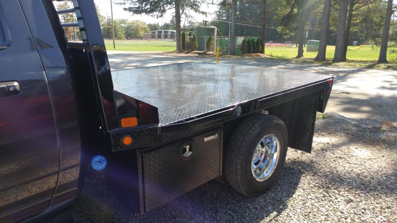 """Gooseneck Hitch Installation Near Me >> CM RD Steel Flatbed Cab and Chassis 60"""" CA (Chevy/GMC ..."""