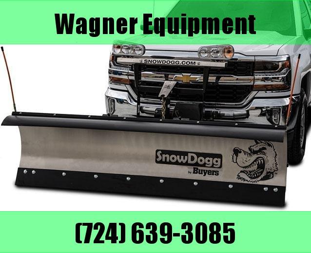 SnowDogg MD68 Snow Plow