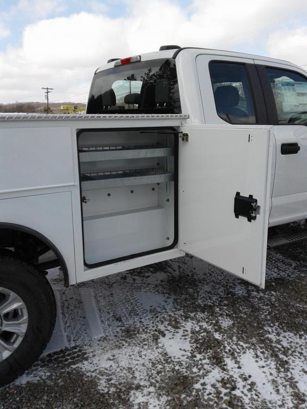 2020 Ford F250 Truck CM Service Body