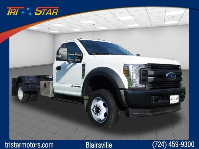 2019 Ford F-550 XL Switch n Go Truck