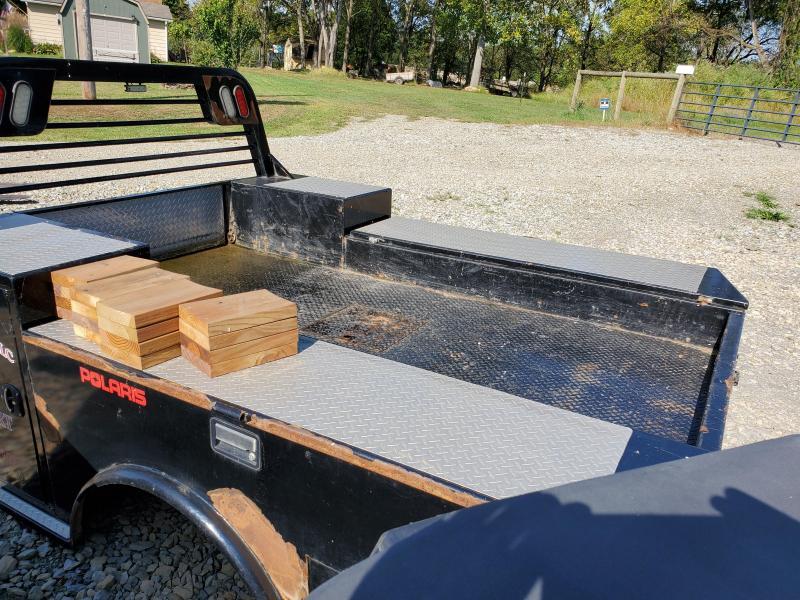 2017 CM TM Truck Bed