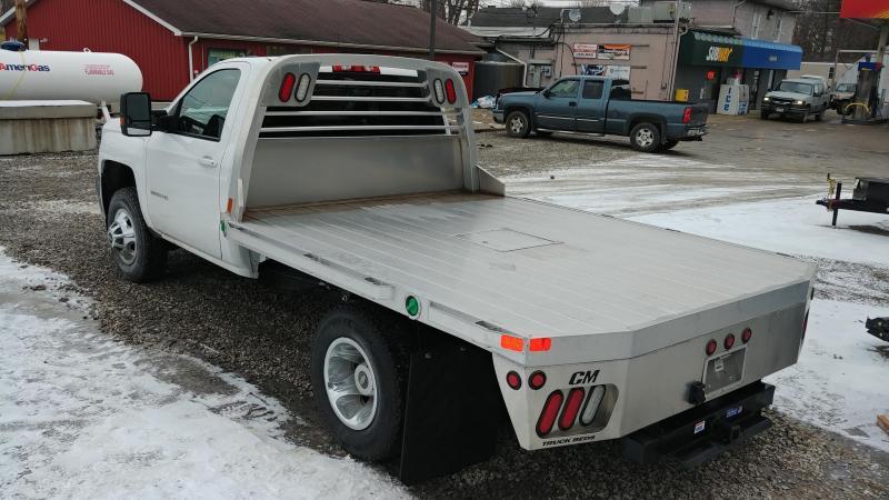 CM AL-RD Aluminum Flatbed CHEVY/DODGE SRW 6.5' Pickup Replacement