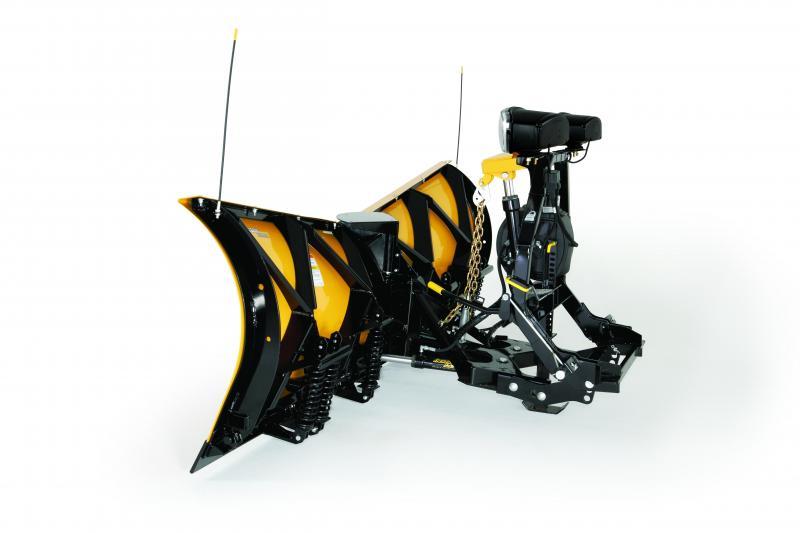 "Fisher 9'6"" XV2 MS Snow Plow"