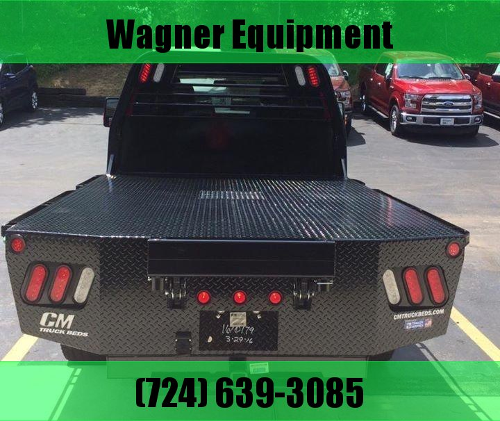 """2019 CM RD Steel Flatbed Chevy/Dodge SRW 84"""" Pickup Replacement"""