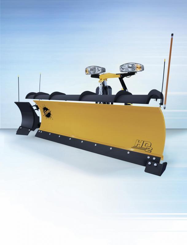 "Fisher 8'6"" HD2 MS Snow Plow"