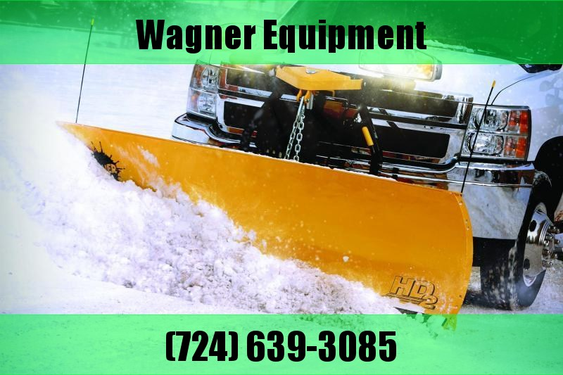 "Fisher 8'6"" HD2 MS Snow Plow"