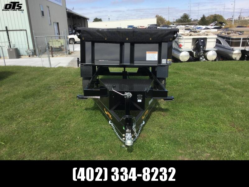2020 Doolittle Trailer Mfg Master Dump 6010