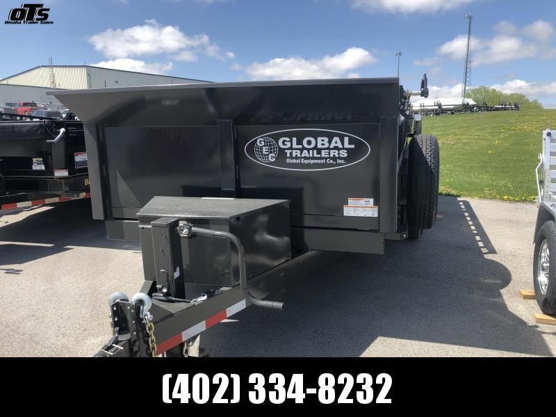 2019 8114 Global Dump Trailer