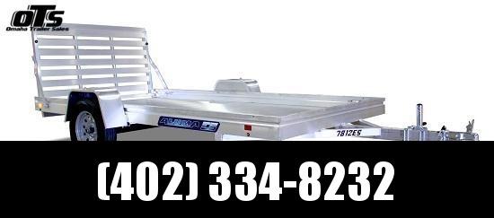 2020 Aluma 7810ES Utility Trailer