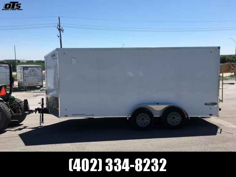2020 Look Trailers EWLC7X16TE2 Enclosed Cargo Trailer