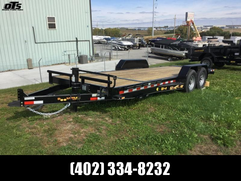 2020 Doolittle Trailer Mfg EZ Loader GT 82x22 Car / Racing Trailer