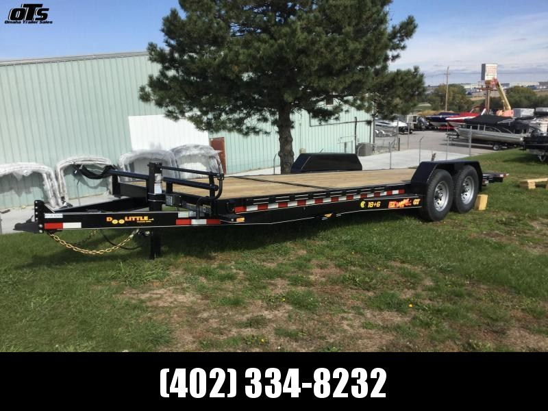 2020 Doolittle Trailer Mfg EZ Loader GT 82x24 Car / Racing Trailer