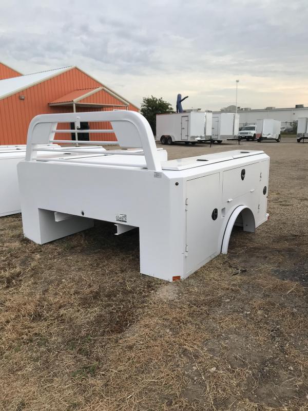 2020 NORSTAR SC SERIES TRUCK BED