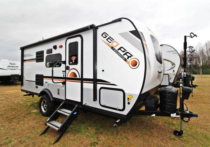 2020 Rockwood Geo Pro 20BHS Travel Trailer RV