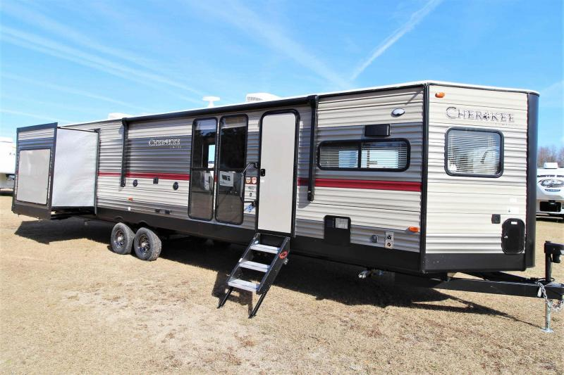 2018 Cherokee 304VFK Travel Trailer RV