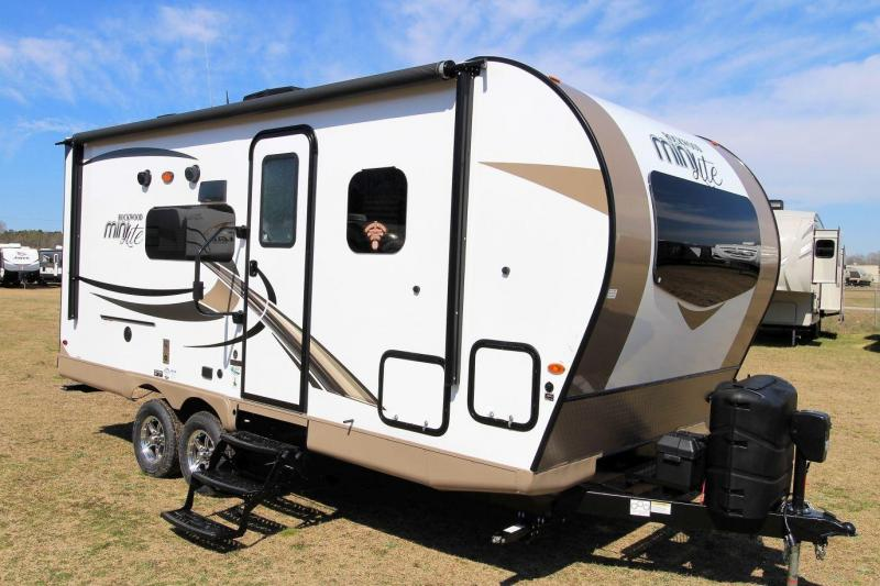 2019 Rockwood Mini Lite 2104S Travel Trailer RV