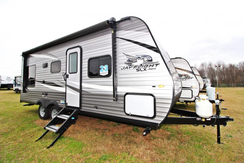2020 Jayco Jay Flight SLX 212QB Travel Trailer RV