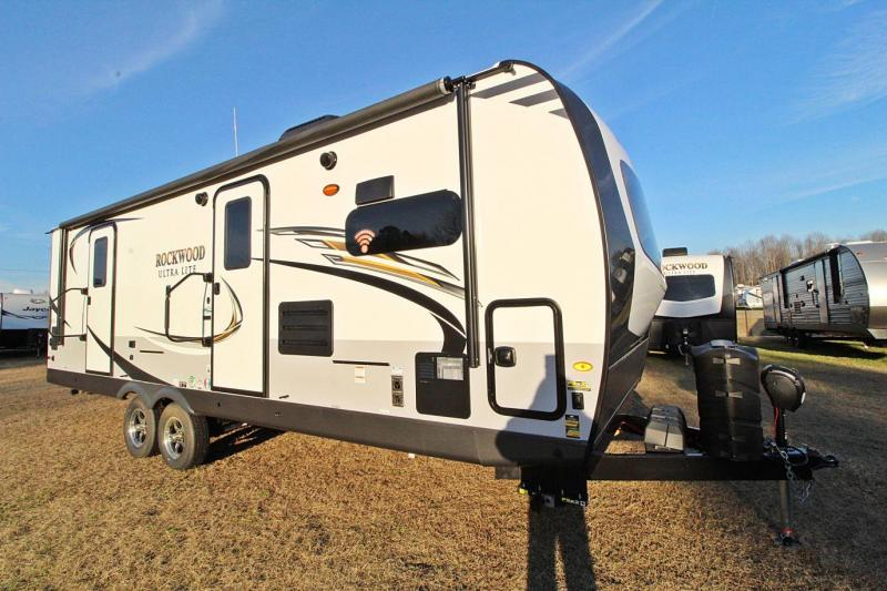2020 Rockwood Ultra-Lite 2608BS Travel Trailer RV