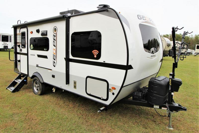 2019 Rockwood Geo Pro 19FBS Travel Trailer RV