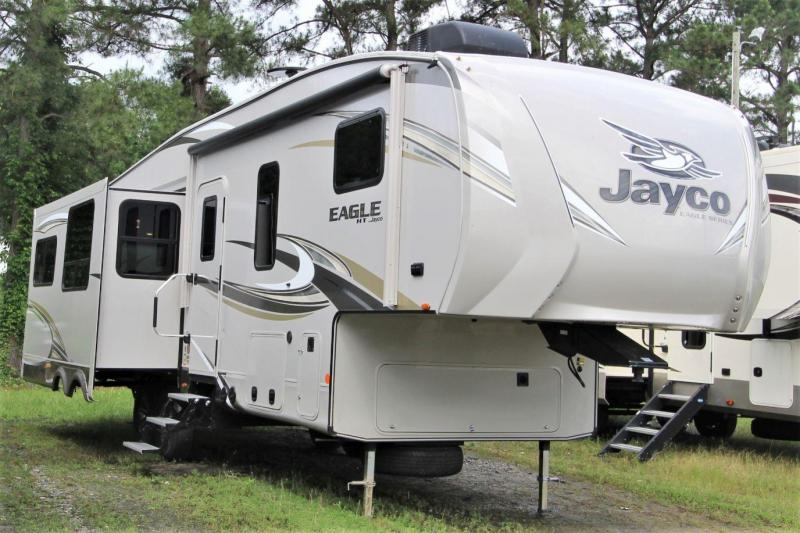 2019 Jayco Eagle 30.5CKTS Fifth Wheel RV
