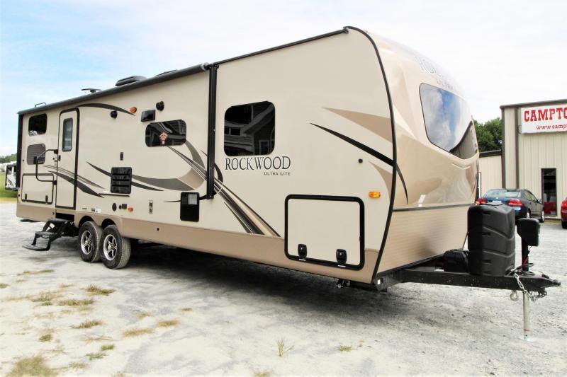 2019 Rockwood Ultra Lite 2706WS Travel Trailer RV