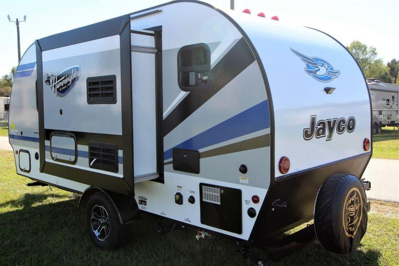 2019 Jayco Hummingbird 17MBS Travel Trailer RV