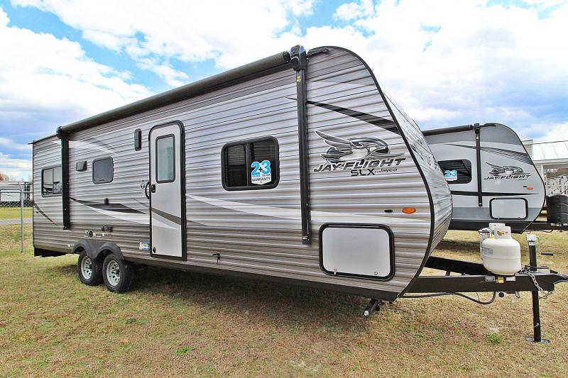 2020 Jayco Jay Flight SLX 236TH Toy Hauler RV