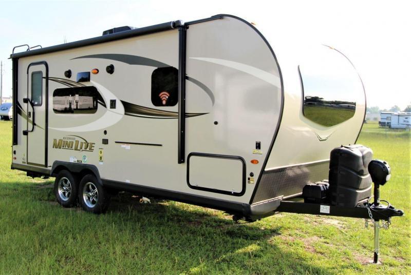2020 Rockwood Mini Lite 2109S Travel Trailer RV