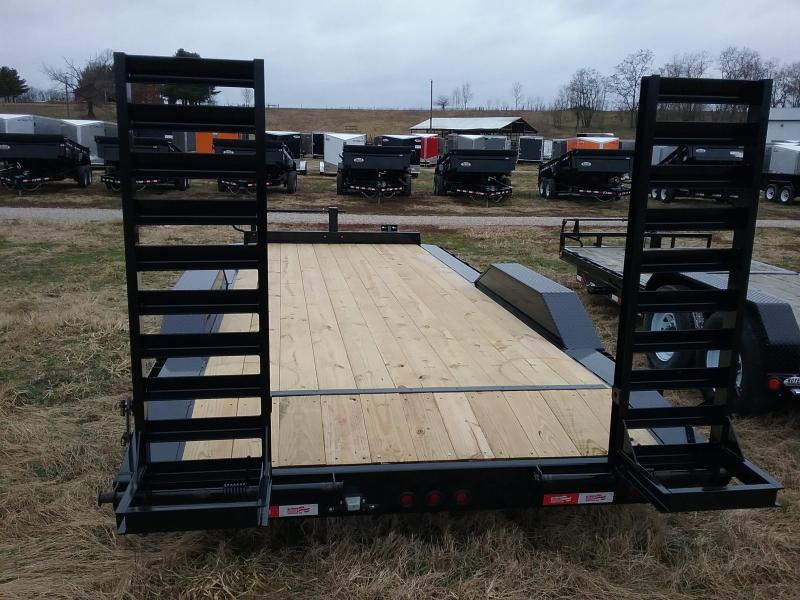 "102""X20' 14K LIBERTY EQUIPMENT TRAILER"