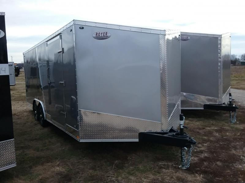 2020 Stealth Trailers Titan 8.5x20 10K Enclosed Cargo Trailer