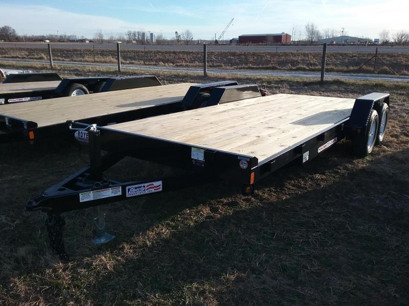 2020 Liberty 83x20 10K Car / Racing Trailer