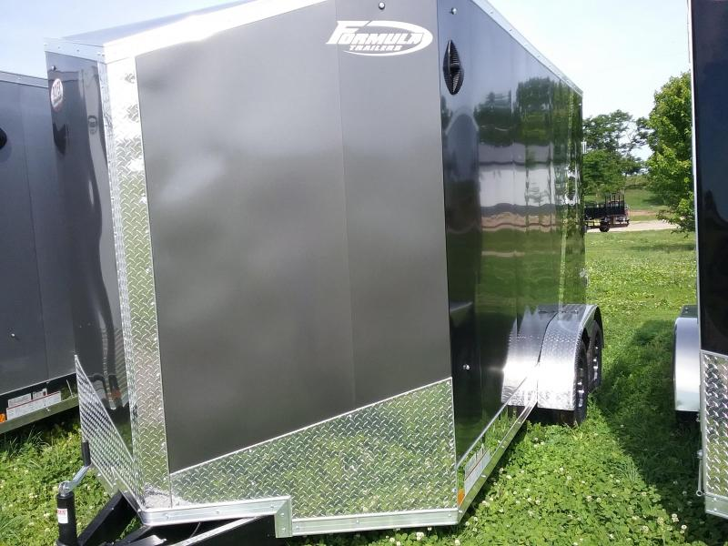 2021 Formula TRIUMPH Enclosed Cargo Trailer